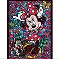 Disney Art | Disney Minnie Mouse Diy 5d Diamond Painting | Color: Black | Size: 30cm*40cm