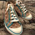 Coach Shoes | Coach Shoes Size: 6.5 Shoes | Color: Brown | Size: 6.5