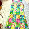 Lilly Pulitzer Dresses | Lilly Pulitzer Dress Size 6 Classic Lilly | Color: Yellow | Size: 6