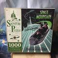 Disney Toys   Disney Space Mountain 1,000 Piece Puzzle   Color: Gray   Size: 27 X 18