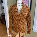 Free People Jackets & Coats | Free People Nwt Size Xs Luxe Velvet B-Line Blazer. | Color: Brown | Size: Xs