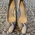 Coach Shoes | Alligator Heels | Color: Tan | Size: 8.5