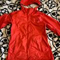 The North Face Jackets & Coats   Hivent 2.5l Northface Rain Jacket   Color: Red   Size: M