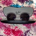 Ray-Ban Accessories | Ray-Ban Sunglasses With Ray-Ban Case | Color: Gray | Size: Os