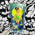 Disney Toys   Disney Peter Pan Flying Tinker Bell Doll 1997   Color: Yellow   Size: 10 Inches
