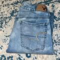 American Eagle Outfitters Jeans | Low Rise American Eagle Jeans. Size 8. | Color: Blue | Size: 8