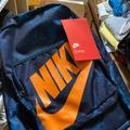 Nike Bags | Nike Mini Backpack | Color: Orange | Size: Os