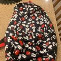 Disney Bags | Disney Store Mickey Mouse Backpack | Color: Black | Size: Os