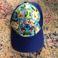 Disney Accessories   Lilo And Stitch Disney Baseball Cap Hat   Color: Blue/Black   Size: Os