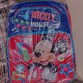 Disney Bags   Disney Mickey Mouse School Backpack   Color: Gray   Size: Os