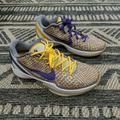 Nike Shoes   Nike Air Kobe 6 3d Lakers Basketball Shoes Rare Retro Protro   Color: Gold   Size: Various