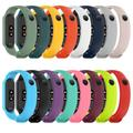 Bracelet de rechange en Silicone pour Xiaomi Mi Band 5, nouvelle collection
