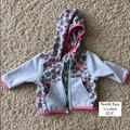 The North Face Jackets & Coats | North Face 0-3 Month Jacket | Color: Gray | Size: 0-3mb