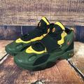 Nike Shoes | Nike Air Max Speed Turf Gs Cargo Khaki Green Sz 5y Deion Sanders Basketball Shoe | Color: Green | Size: 5bb