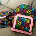 Gucci Bags   Gucci Psychedelic Mini Backpack   Color: Cream   Size: Os