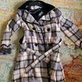 Burberry Jackets & Coats | Burberry Coat | Color: Pink/Purple | Size: L