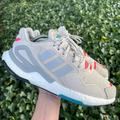 Adidas Shoes | Adidas Day Jogger Bliss Grey Foam Boost Running Walking Casual Sneaker Fw4826 | Color: Blue/Gray | Size: 8.5
