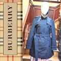Burberry Jackets & Coats   Burberry Harbourne Double Breasted Womans Trench Coat Size 12   Color: Black   Size: 12