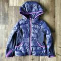 Michael Kors Jackets & Coats | Michael Kors Down Jacket | Color: Purple | Size: 4tg