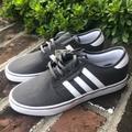 Adidas Shoes | Adidas Seeley Aq8528 Gray & White Skateboard Shoe Sz 11 | Color: Gray/White | Size: 11