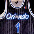 Nike Shirts | *Rare* Nike Original Orlando Magic Tracy Mcgrady Jersey- Medium | Color: Black/Blue | Size: M