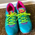 Nike Shoes   Nike Flex Trail 2 Tennis Shoes   Color: Green   Size: 7