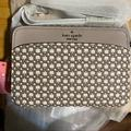Kate Spade Bags   Kate Spade Nwt Crossbody Spade Link Camera Style Bag ~ New With Tags   Color: Tan/White   Size: Os
