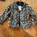 Zara Jackets & Coats   Cheetah Print Faux Fur Zara Jacket   Color: Brown   Size: 10g