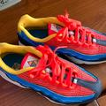 Nike Shoes | Nike Boys Grade School Shoes| Multiple Colors | Color: Blue/Red/Yellow | Size: 6