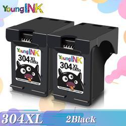 Younnink – cartouches d'encre 304XL, 1 ensemble, remplacement reconditionné, pour imprimante Hp 304,
