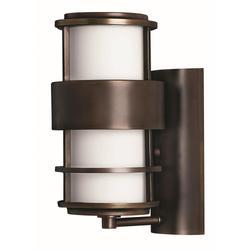 Hinkley Lighting Saturn 12 Inch Tall 1 Light Outdoor Wall Light - 1900MT