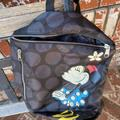 Disney Bags   Disney Minnie Mouse Backpack   Color: Black   Size: Os
