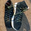 Nike Shoes   Nike Lebron X Ext Black Suede Pre Owned Mens Sz 10 607078   Color: Black   Size: 10