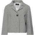 Suit Jacket - White - Clips Jackets