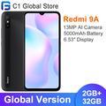 Xiaomi – Smartphone Redmi 9A, Version globale, 2 go 32 go, MTK Helio G25 Octa Core, écran 6.53