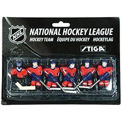 NHL Washington Capitals Table Top Hockey Game Players Team Pack