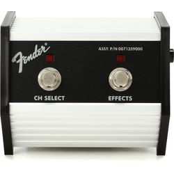 Fender 2-Button Footswitch for Channel Select and Effects On/Off