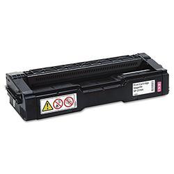 Ricoh 406346 - 406346 Toner, 2500 Page-Yield, Magenta - Ric406346