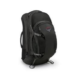 Osprey Men's Waypoint 85 Travel Backpack, Black, Large