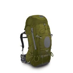 Osprey Aether 85 Backpack (Tundra Green, Large)