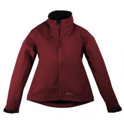 Red Ledge Women's Reprieve Jacket Soft Shell Jacket,Shiraz,Large