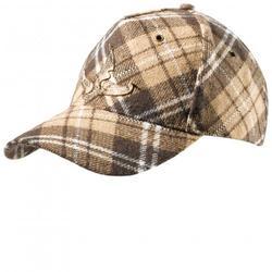 prAna Plaid Cap,Khaki,One size
