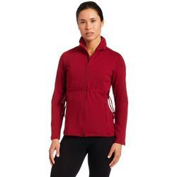 prAna Women's Iza Jacket,Crimson,X-Large