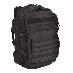 Sandpiper of California Long Range Bugout Backpack (Black, 26x15.5x10.5-Inch)