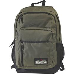 KAVU Portage Backpack, 1750 Cubic Inches, Ripe Olive