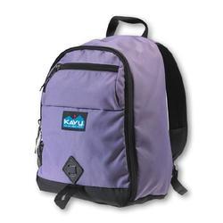 KAVU Lummi Backpack, 1500 Cubic Inches, Lavender