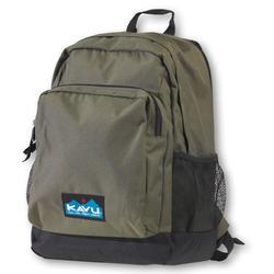 KAVU Samish Backpack, 1750 Cubic Inches, Ripe Olive
