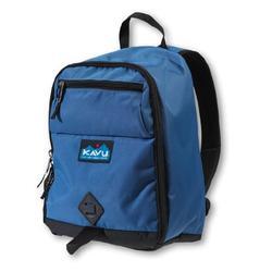 KAVU Lummi Backpack, 1500 Cubic Inches, Blue Scout