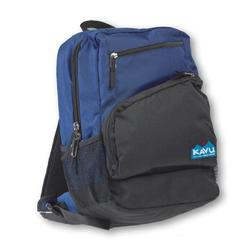 KAVU Freeman Backpack, 1500 Cubic Inches, Navy