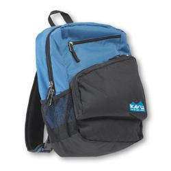KAVU Freeman Backpack, 1500 Cubic Inches, Blue Scout